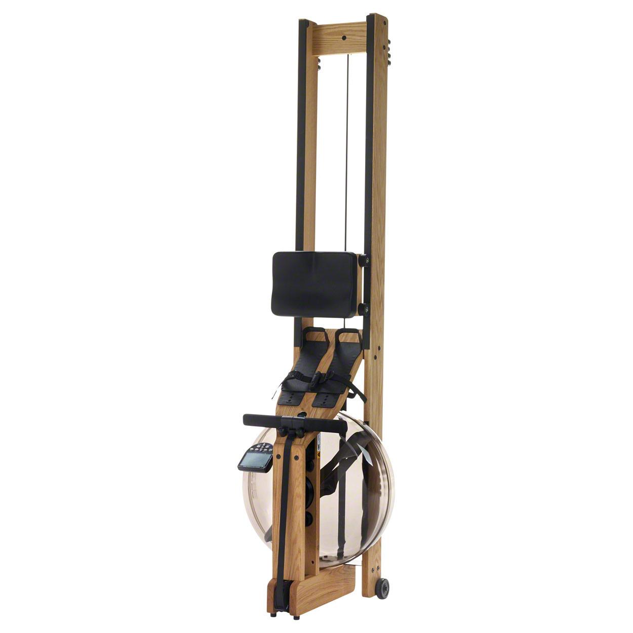 waterrower ruderger t eiche inkl s4 monitor heimtrainer rudermaschine wassertank. Black Bedroom Furniture Sets. Home Design Ideas