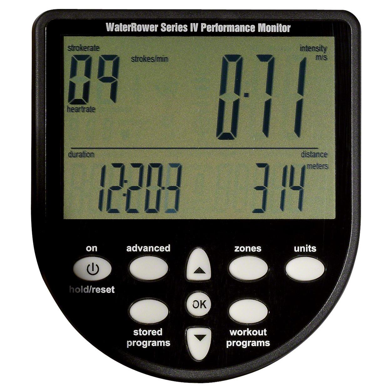 waterrower ruderger t eiche inkl s4 monitor heimtrainer. Black Bedroom Furniture Sets. Home Design Ideas
