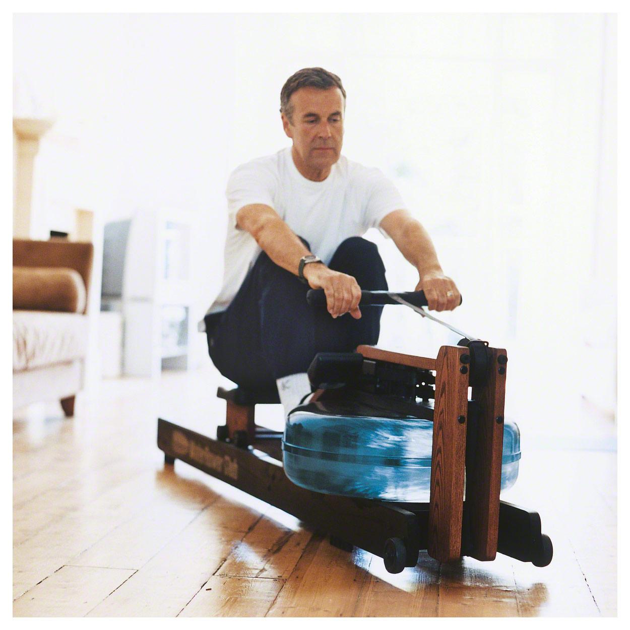 waterrower ruderger t club sport inkl s4 monitor rudermaschine heimtrainer ebay. Black Bedroom Furniture Sets. Home Design Ideas