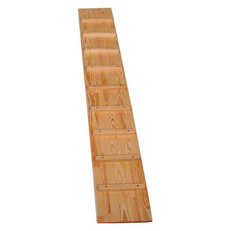halbleiter f r sprossenwand turnleiter leiter klettern turnen spielen 240x35 cm ebay. Black Bedroom Furniture Sets. Home Design Ideas